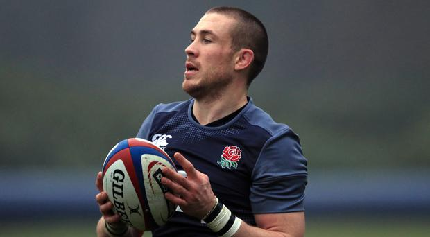 Mike Brown admits England struggled against France