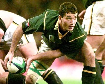 All Blacks tweet sympathies to 'Bok great' Joost