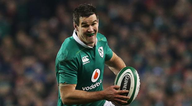 Ireland are unlikely to take any chances with Johnny Sexton's fitness