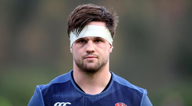 Jack Clifford starts for England against Wales on Saturday