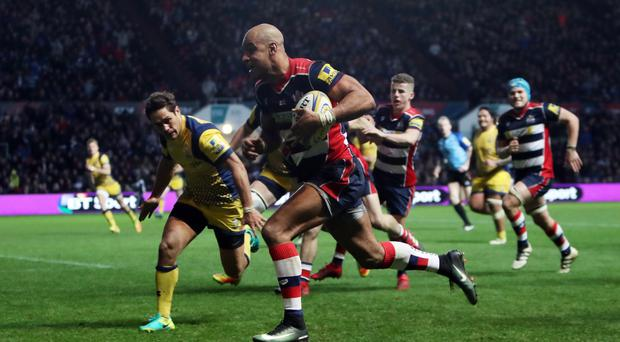 Bristol wing Tom Varndell knows the importance of Friday's Aviva Premiership clash with Harlequins