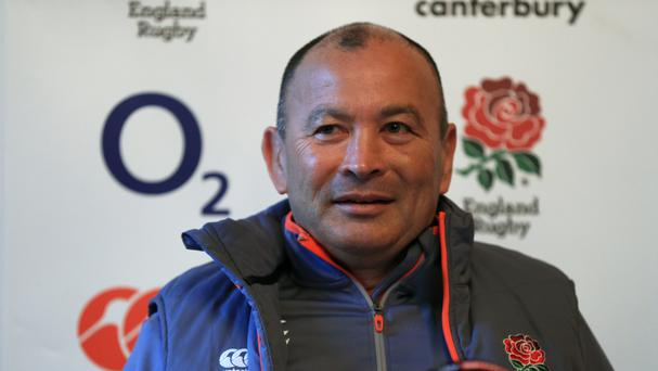 Eddie Jones is been mentally