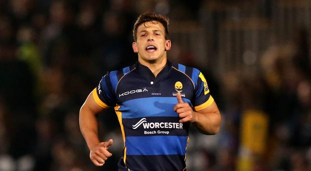 Ryan Mills, pictured, and half-back partner Francois Hougaard impressed boss Gary Gold
