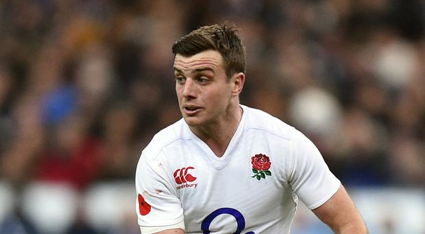 England fly-half George Ford is to rejoin Leicester from Bath