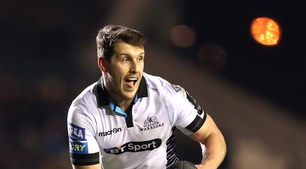 Glasgow Warriors centre Mark Bennett is to join Edinburgh this summer