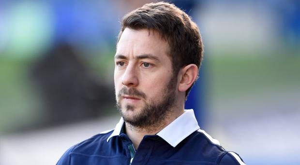 Greig Laidlaw will sit out the rest of this year's RBS 6 Nations due to injury