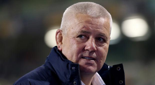 Warren Gatland wants fans to have a say on proposed changes to Lions tours