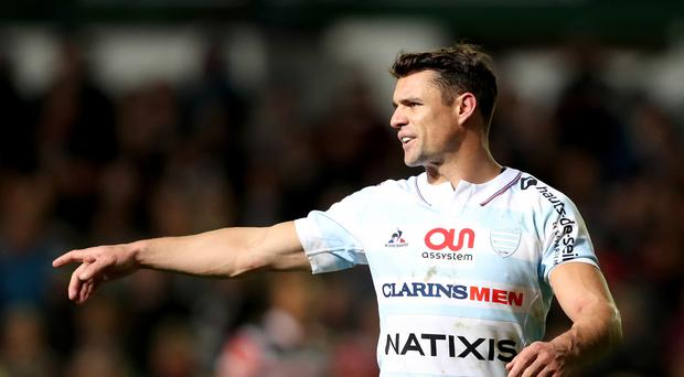 Dan Carter was reportedly stopped for drink-driving in Paris where he plays for Racing 92