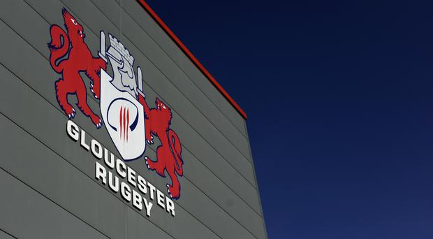 Gloucester have apologised for an offensive gesture by a fan