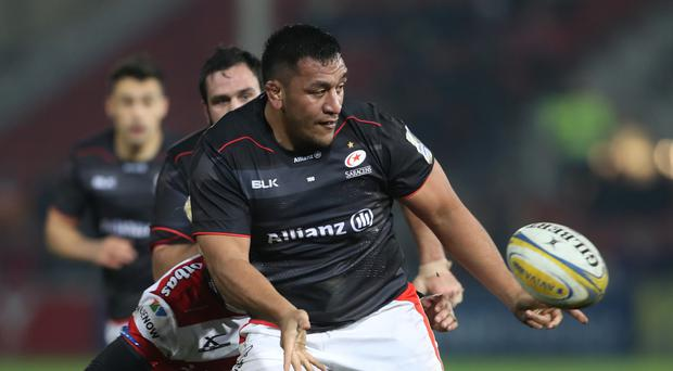 Mako Vunipola is set to feature for England against Italy on Sunday