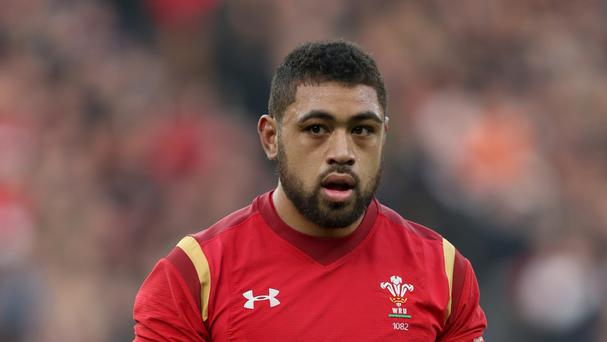 Wales star Taulupe Faletau faces a selection battle for next Saturday's Six Nations clash against Scotland