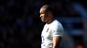 Jonathan Joseph will play no part against Italy this weekend
