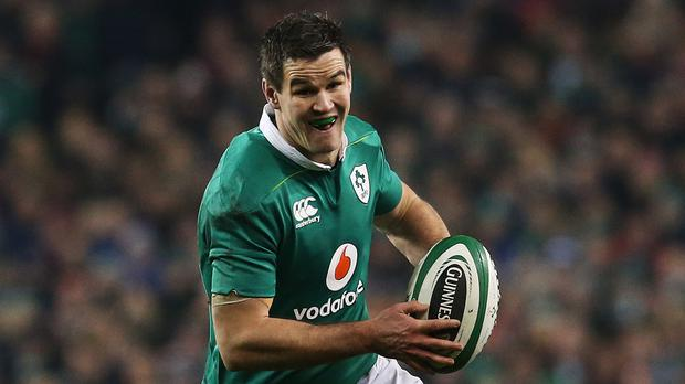 Ireland's Johnny Sexton is back in the team for the Six Nations visit of France