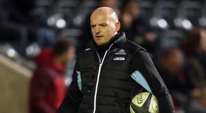 Glasgow head coach Gregor Townsend wants an 80-minute display when his side take on Ospreys on Sunday