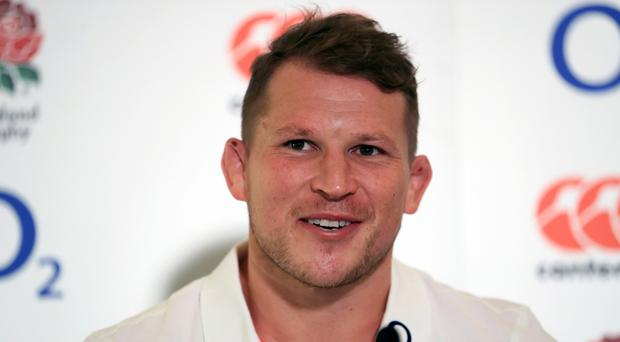 England captain Dylan Hartley is the first name on Eddie Jones' team sheet