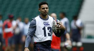 Ben Te'o will make his first start for England against Italy