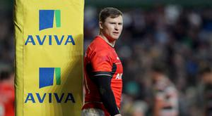 Chris Ashton was a scorer for Saracens