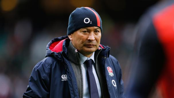 Eddie Jones' England were outsmarted by Italy in the first half at Twickenham