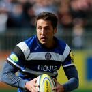 Gavin Henson scored three penalties and a drop goal against former club Bath