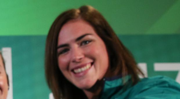 Nora Stapleton helped Ireland overcome France and keep their Six Nations title bid on track