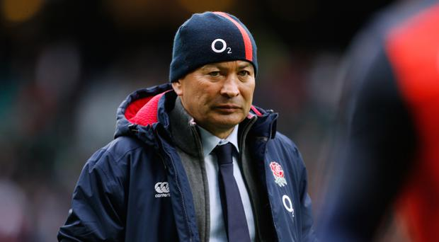 Eddie Jones was unhappy with Italy's tactics against England