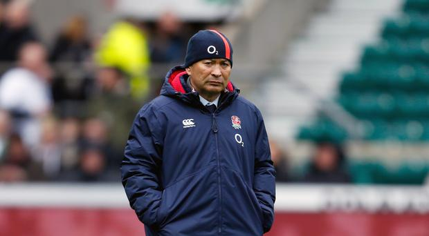 England head coach Eddie Jones says breakdown rules need revising