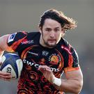 Michele Campagnaro has committed his future to Exeter