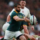South Africa scrum-half Cobus Reinach, pictured, will join Northampton Saints in the summer