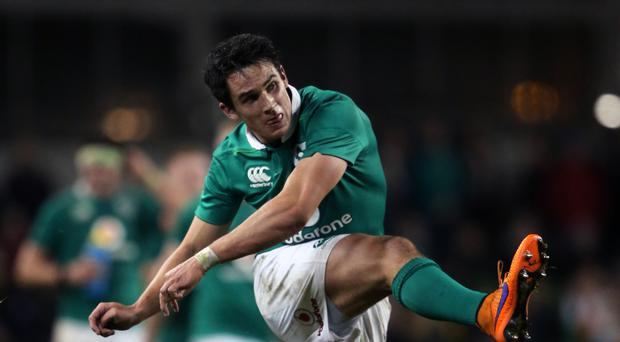 Ireland fly-half Joey Carbery has been handed his first senior contract with Leinster