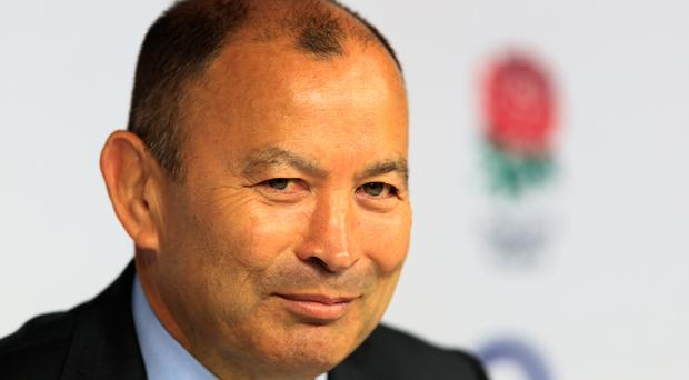 Eddie Jones is looking to turn up the pressure on Scotland