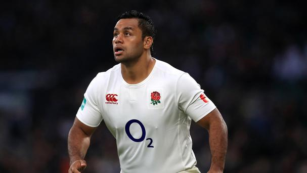 England number eight Billy Vunipola will begin his comeback from injury when Saracens face Newcastle on Sunday