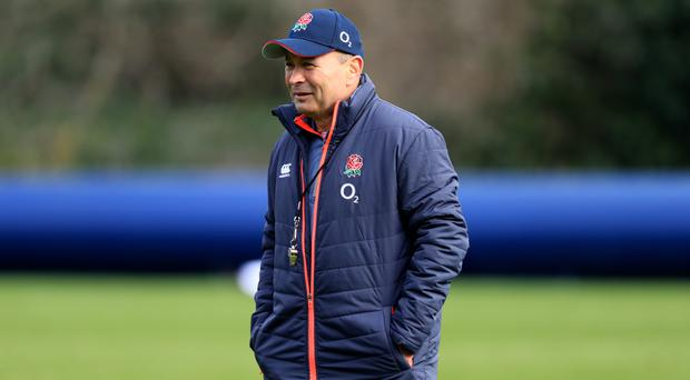 Eddie Jones and his men stand on the brink of history