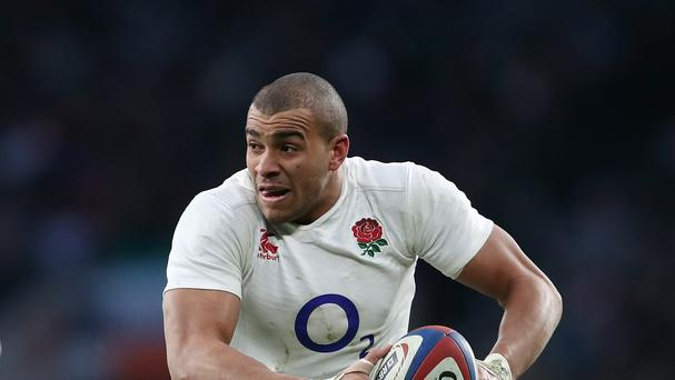 Jonathan Joseph has been prolific during England's winning run