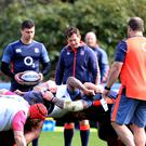 England are closing in on the All Blacks