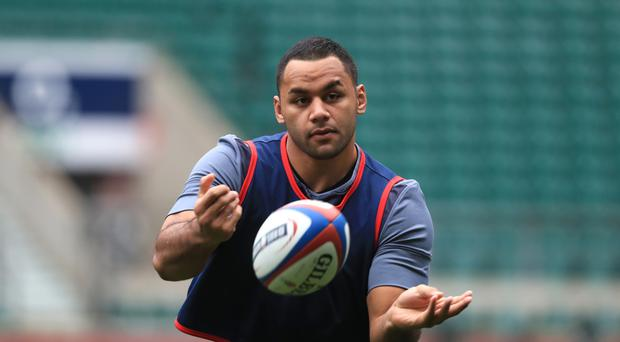 Billy Vunipola will make his return from injury for England