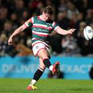 Freddie Burns claimed 17 points including a 90-metre interception try