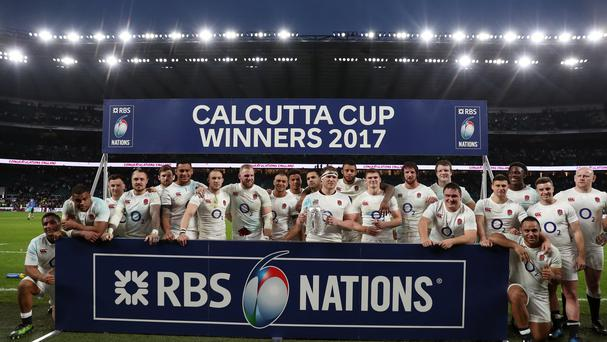 England beat Scotland on Saturday to win the Calcutta Cup