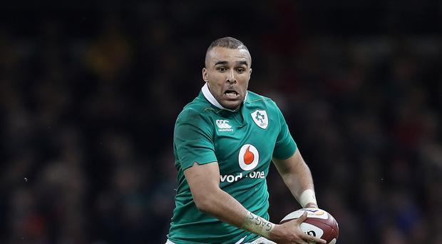 Munster winger Simon Zebo says the British and Irish Lions squad announcement will not affect their Champions Cup semi-final preparations