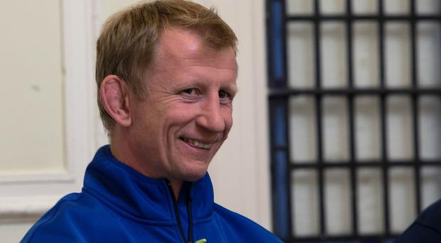 Looking ahead: Leo Cullen is forgetting about Euro misery
