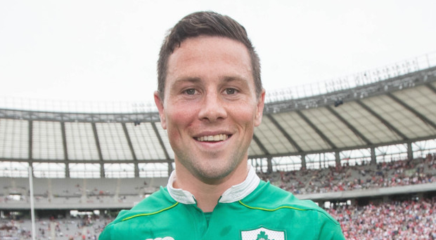 Ulster bound: John Cooney is looking forward to his move to Belfast