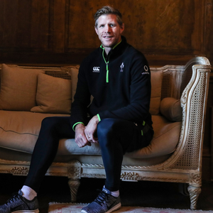 Injury woes: Simon Easterby is having to fill gaps