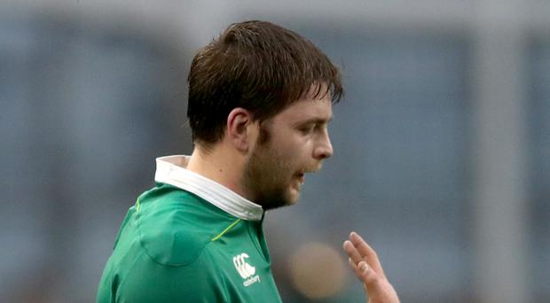 Iain Henderson was immense for Ireland against South Africa