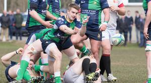 Up for the cup: Hinch's Aaron Cairns