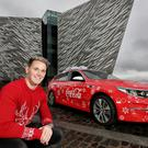 Drive: Craig Gilroy supports the Coca-Cola Designated Driver campaign
