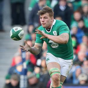 Jordi Murphy has signed a two-year deal with Ulster this week