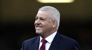 Warren Gatland has challenged his new call-ups to make most of their Six Nations opportunity