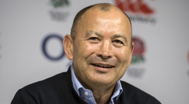 Eddie Jones has signed a contract extension as England head coach