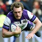 Stuart Hogg is set to return from injury