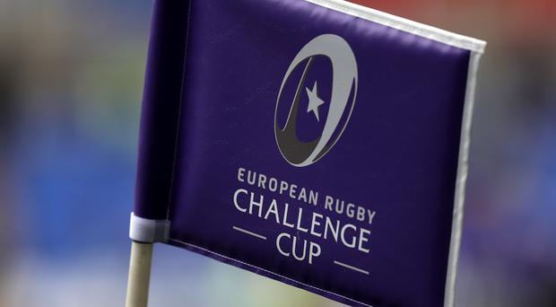 London Irish v Edinburgh Rugby – European Challenge Cup – Pool Four – Madejski Stadium