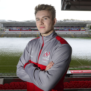Fully focused: Jonny Stewart is aiming for a big result
